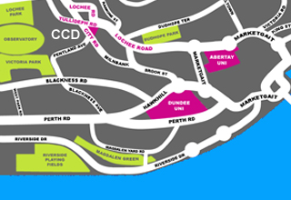CCD Map